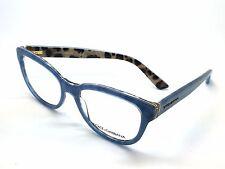 DOLCE & GABBANA DG 3209 2883 BLUE LEOPARD FRAMES RX AUTHENTIC DG3209 SZ 51mm