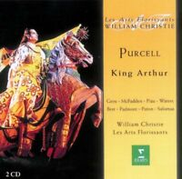enry Purcell - Purcell : King Arthur [CD]