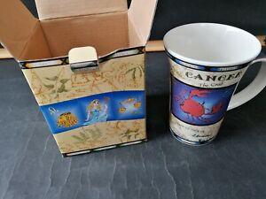 Boxed, Zodiac Cancer Mug