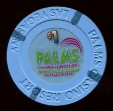 $1 Las Vegas Palms www. Casino Chip - UNCIRCULATED