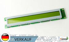 4002 40x2 Segni Display LCD giallo BL HD44780-Kompat. für Arduino Raspberry Pi
