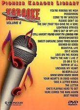 Karaoke  25 Song Karaoke Library 6 DVD