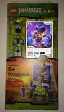 LEGO NINJAGO 6010806/850445 RATTLA/SHRINE/CARD HOLDER SNAKE MINIFIG NEW & SEALED