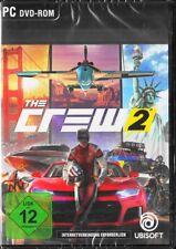 The Crew 2 - PC - Deutsche Version USK12 - Ubisoft - Neu & OVP