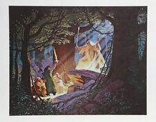 """Brothers Hildebrandt- Rare LE,Hand Signed Lithograph- """"Gandalf the White"""""""