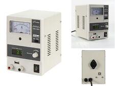 Lbn-1501 USB mcpower laboratorio adaptador de alimentación 0-15v 0-1a 15w 5v USB red de laboratorio aparato transformador