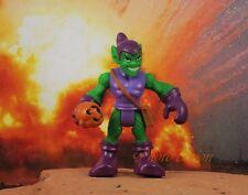 Cake Topper Marvel Super Hero Playskool FIGURE Spider-Man Green Goblin N186