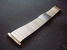 Engravable Speidel Twist on Vintage watch band 16-19mm