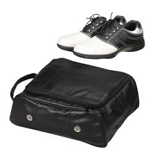 LEATHER GOLF SHOE BAG - AP7128