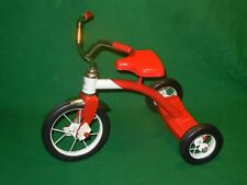 Flexible Flyer red tricycle for dolls 11x13 inches