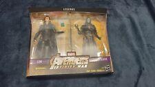 Marvel Legends Avengers: Infinity War - Loki and Corvus Glaive 2-Pack