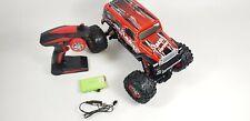 Große Fernbedienung RC Kids Big Wheel Spielzeug Auto Monster Truck - 2.4 GHz 7.2V UK
