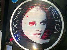 """Madonna - Erotica (The Very Best Of Greatest) Ultra Rare 12"""" Picture Disc LP NM"""