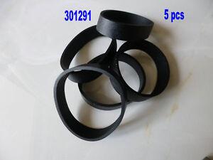5pcs Vacuum cleaner motor rubber belt Drive Belts For All Kirby Flat Belt 301291