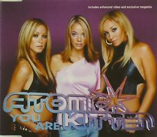 Maxi CD - Atomic Kitten - You Are - #A2426