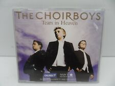 THE CHOIRBOYS  Tears in Heaven   4 TRACK CD