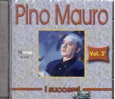 PINO MAURO -   I SUCCESSI VOLUME 3- CD