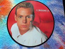 Jason Donovan Ten good reasons AUSTRALIA rare picture disc record kylie minogue