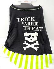 Dog Tee Pirate Pet Costume Large