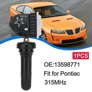 TPMS 13598771 Tire Pressure Sensor Compatible with Pontiac Wave G3 G5 Grand Prix