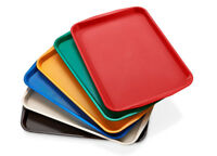 TemoPlast Polypropylene Fast Food Trays