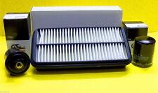 Set filtro per SUZUKI VITARA 1600i 16v FILTRO OLIO FILTRO ARIA FILTRO BENZINA