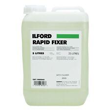 Ilford Rapid Fixer tanica 5 litri Fissaggio carta e pellicola