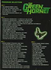 1940-1966-67 GREEN HORNET BRUCE LEE Complete TV Movies Trailers Kato Batman DVD