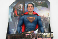 "12"" Superman Super Hero Action Figure - Batman Vs Superman - Dawn Of Justice NEW"