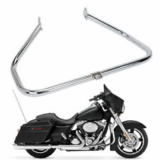 Engine Guard Highway Crash Bar For Harley FLHX FLHR FLHT Street Glide 97-08 New