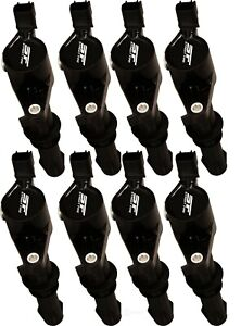 Ignition Coil-VIN: 5, GAS, FI, Natural MSD 55138