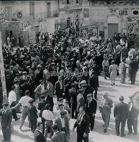 RAGUSE c. 1950 - Sortie de Messe Sicile Italie - DIV1591