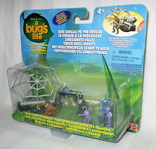 """A Bug'S Life """"Bug Circus To The Rescue"""" On Card 1998"""