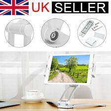 UK Multifunction Kitchen Fold Wall Mount iPad Tablet Phone Stand Holder Bracket