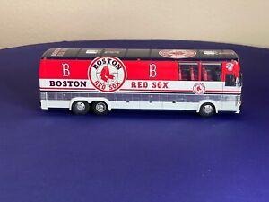 Danbury Mint Boston Red Sox Team Bus