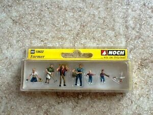 NOCH 15622 1/87 H0 PERSONNAGES FIGURINES FERMIERS