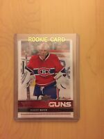 2012-13 Upper Deck Young Guns Robert Mayer