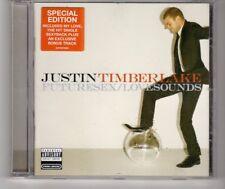 (HM987) Justin Timberlake, Futuresex/Lovesounds - 2006 CD