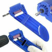 Corundum Grinding Wheel Drill Bit Sharpener Titanium Portable Drill Powered Tool