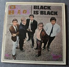 Los Bravos, black is black, LP - 33 tours France