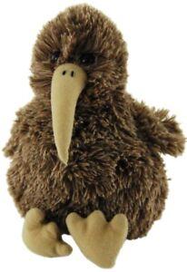 Kiwi bird soft toy plush 14cm