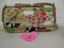 Small Purse Cows Pigs Barns Chickens Geese Farm Animals Magnetic close F