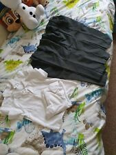 M&S School Trousers & Polo Shirt Bundle Age 3-4 Years