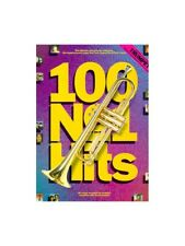 Play 100 No Number One Hits Pop Chart Songs Ebony and Ivory Trumpet MUSIC BOOK