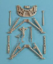 F-16XL Landing Gear 1/48th Scale Skunk Models Workshop SAC 48302