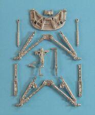 F-16XL Landing Gear 1/48th Scale Skunk Models Workshop SAC 48302