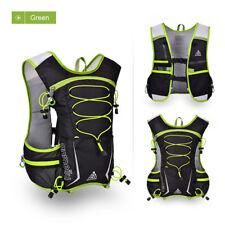 Hiking Running Hydration Vest Backpack Marathon Sport Bag Pack+2L Water Bladder
