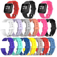 Strap Silicone Strap Replacement Belt Watch Band Wristband For Fitbit Versa
