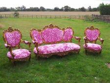 Handmade Velvet Furniture Suites