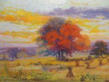 Landschaften & Städte künstlerische Malereien als Original der Zeit von 1900-1949